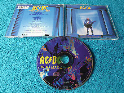 AC/DC - Who Made Who - CD (4770932) online kaufen