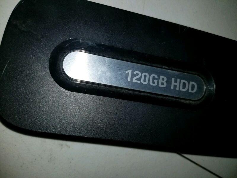 X360 120gb Harddrive