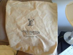 Authentic Louis Vuitton with dust bag