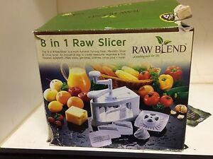 Raw Blend slicer Aroona Caloundra Area Preview