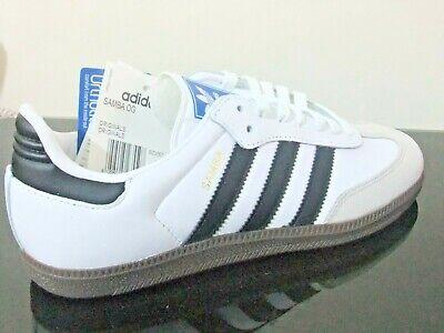 Adidas Samba Mens Shoes Trainers Uk Size 6.5  Samba Originals  BZ0057