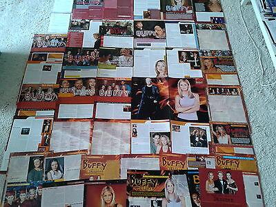 Sammlung Berichte /Clippings  Buffy - Im Bann der Dämonen  Sarah Michelle Gellar
