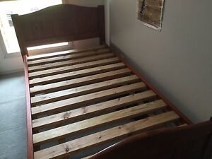 King Single  Bed. Dingley Village Kingston Area Preview