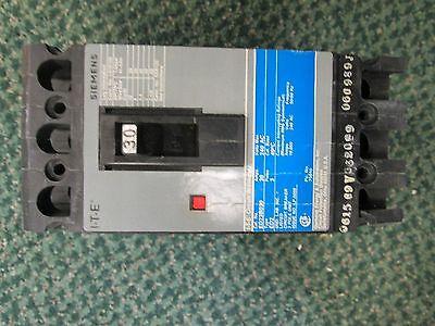 ITE Circuit Breaker ED23B030, Type: ED2, Frame ED, 30A 240V 3P, NEW