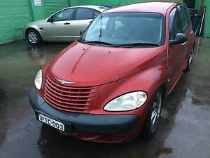 2001 Chrysler PT Cruiser Hatchback AUTO - CHEAP Lakemba Canterbury Area Preview