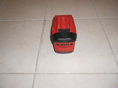 Hilti Te30 A 36 Cpc 36 Volt Li-ion 6.0 Ah Battery For Hilti Rotary Hammer Drill