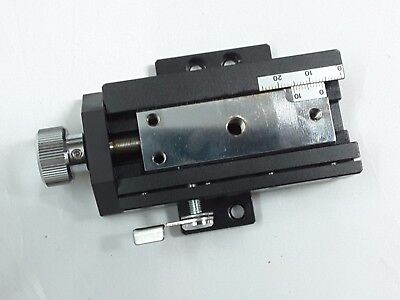 Chuo Seiki Rx-x.y Linear Stage Positioner Manual Stage Xy Axis.
