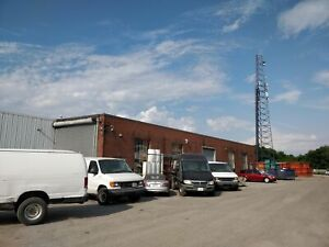 Flex Industrial & Office Unit | Downtown Hamilton & 403