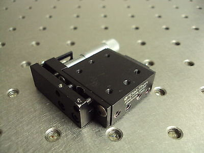 Deltron Linear Translation Stage Platform Lense Optics Positioner
