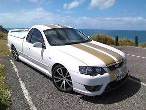 2007 Ford FPV Ute Rural View Mackay City Preview