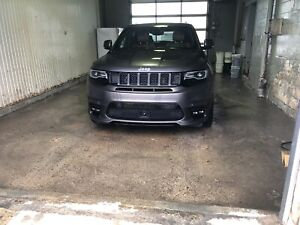 Jeep grand Cherokee srt 2017 15700km show room