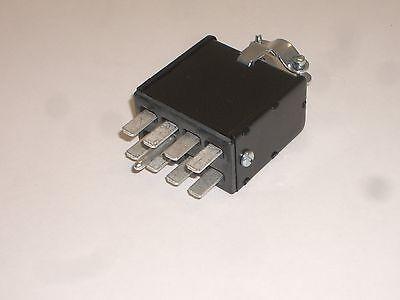 CINCH JONES BEAU MOLEX P-308-CCT 38331-5608 POWER CONNECTOR PLUG 8 PIN