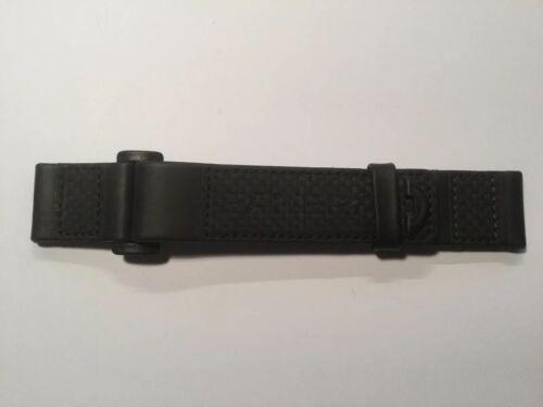 Panerai Taucherband , Lederband , Keflar Einlage Faltschließe 24 mm