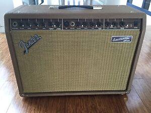 Fender Acoustasonic Junior amp Augustine Heights Ipswich City Preview