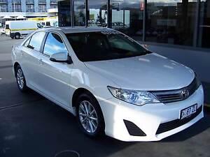 Automatic 2014 Toyota Camry Sedan Hobart CBD Hobart City Preview