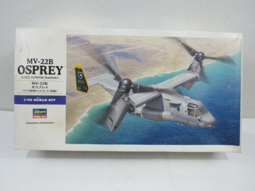 Hasegawa MV-22B O Sprey (USMC Transport) 1:72 Scale Model #01571 2013 (Pg3C)