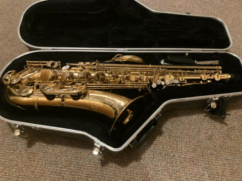 Professional Tenor Saxophone, Used - Yanagisawa T-990μ