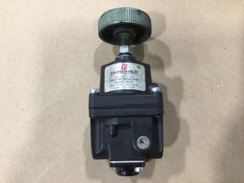 Fairchild 30212 Pneumatic Pressure Regulator 0-2 PSIG #07T10
