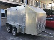 8 x 5 Tandem Trailer fully enclosed Kirwan Townsville Surrounds Preview