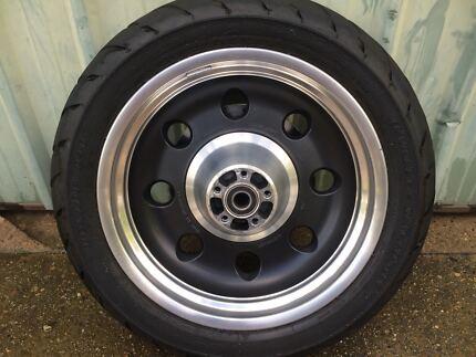 Harley Rear Wheel