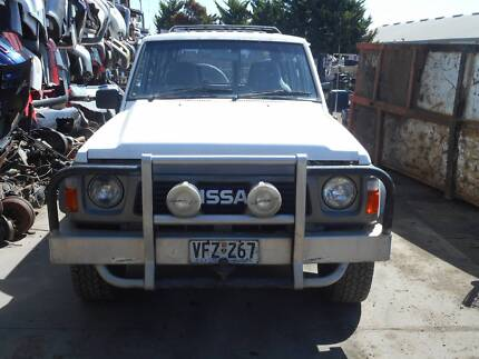 Nissan GQ Patrol TB42 Manual Wrecking Lonsdale Morphett Vale Area Preview