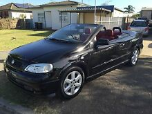 2002 Holden Astra Convertible REGO+WARRANTY+24/7 ROADSIDE ASSIST Ingleburn Campbelltown Area Preview