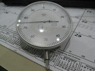 Mitutoyo 4410 .250 Range .001 Dial Indicator Large Face Nos