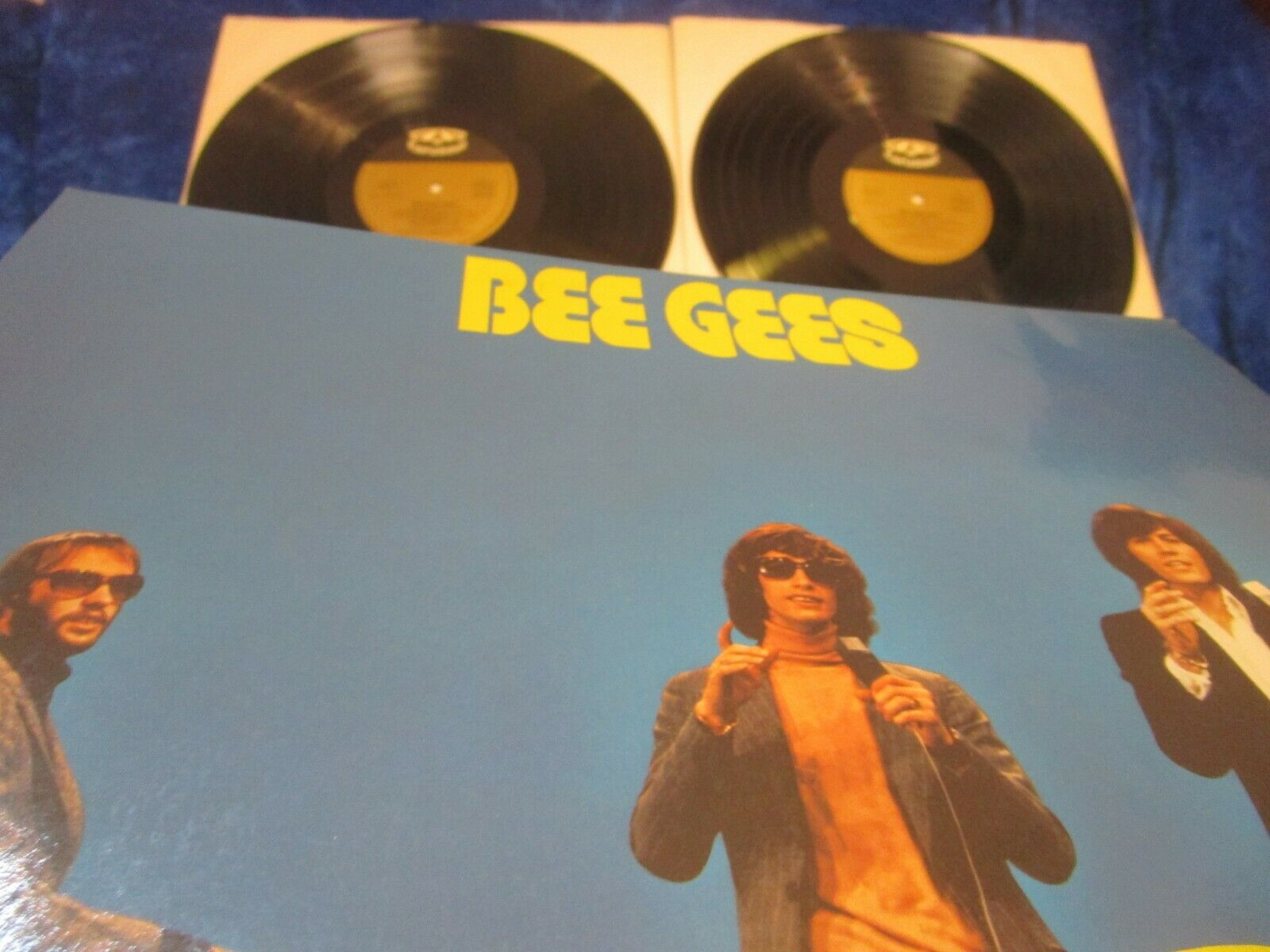 BEE GEES ★★ BEE GEES BEST ★★ TOP CONDITION GERMAN 1st PRESS