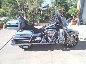 2006 Harley Davidson Ultra Classic Dundowran Fraser Coast Preview