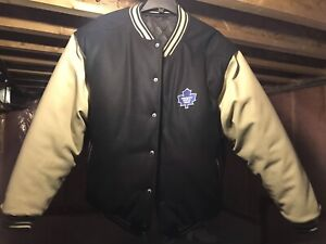 Reversible Toronto Maple Leafs Jacket
