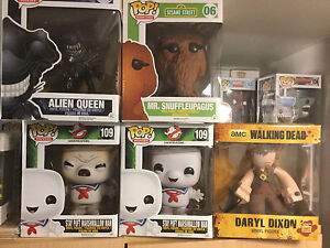 """6"""" Funko Pop Ghostbusters Stay Puft, Alien Queen and more!  Cambridge Kitchener Area image 1"""