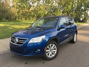 2009 VW TIGUAN Trendline+  ACCIDENT FREE!!!!