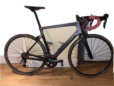mens carbon road bike large