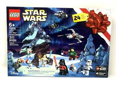 Lego 75279 Star Wars Advent Calendar 2020 Christmas Minifigures Darth Vader NEW