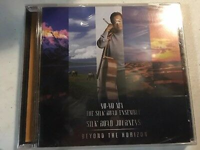 Yo Yo Ma Silk Road Ensemble    Silk Road Journeys  Beyond The Horizon New Cd
