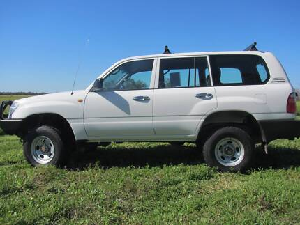 2002 Toyota LandCruiser Boggabri Narrabri Area Preview