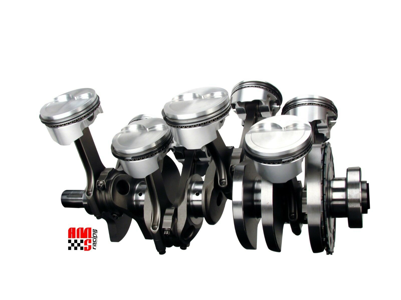 Details about 4340 Forged Stroker Rotating Assembly for Chevrolet 6 0L LQ4  LQ9 DIAMOND K1 SCAT