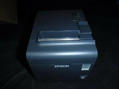 Epson Tm-l90 Thermal Pos Label Receipt Printer No Power Adapter