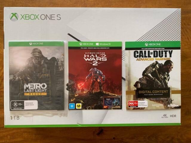 Xbox One S 1tb Console Game Bundle Xbox Gumtree