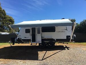 2016 Jayco Starcraft Outback 17.58.3 Strahan West Coast Area Preview