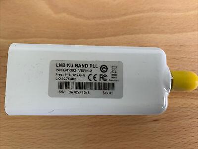 Lnb Ku Band Pll Ver1.2 Freq 11.7-12.2 Ghz L.o 10.75ghz Skyware Global Ln1392