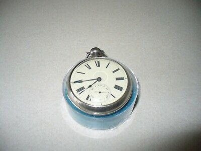 Outstanding Massey 1 Lever Pair Case Fusee Pocket Watch