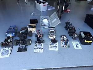 RC Cars, Gas and Brushless