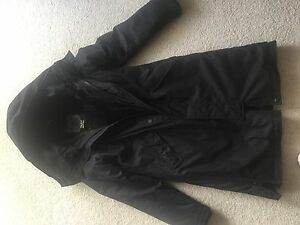 Black winter coat Artizia.