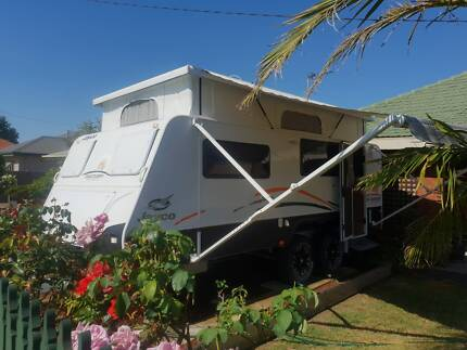 Jayco Discovery Outback Pop-Top Caravan Traralgon Latrobe Valley Preview