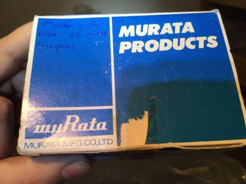 Murata AFL89F 20000D1 Filter IC Vintage