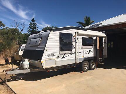 Off-road caravan Carramar Wanneroo Area Preview