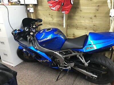 2004 04 Kawasaki ZX-6R ZX6R 636 C1-H Ninja. Motorcycle / Bike
