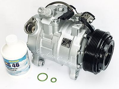 2012-2015 BMW 228i 320i 328i 528i 535d 740 Reman AC Compressor One Year Wrty.