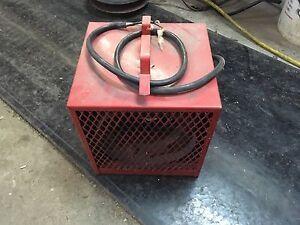 Chaufferette 220 volts